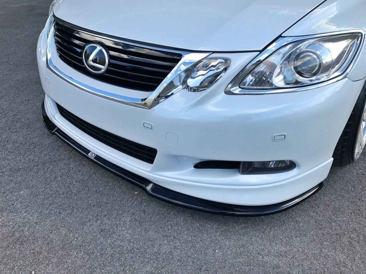Splitter Przedni Lexus GS 300 Mk3 Facelift V.2 - GRUBYGARAGE - Sklep Tuningowy